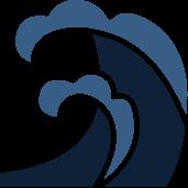 Illustration d'une vague.